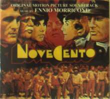 Filmmusik: Novecento (DT: 1900), CD