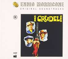 Ennio Morricone (geb. 1928): Filmmusik: I Crudeli / Revolver (35 & 36), 2 CDs