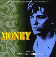 Ennio Morricone (geb. 1928): Filmmusik: Money (O.S.T.), CD