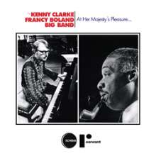 Kenny Clarke & Francy Boland: At Her Majesty's Pleasure, CD