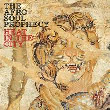 The Afro Soul Prophecy: Heat In The City, CD
