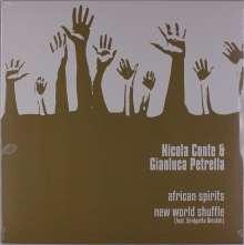 Nicola Conte: African Spirits / New World Shuffle, LP