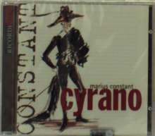 Marius Constant (1925-2004): Cyrano de Bergerac-Suite, CD