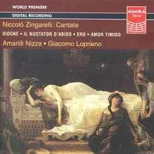 Nicolo Zingarelli (1752-1837): 4 Kantaten, CD