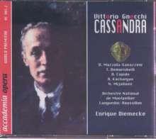 Vittorio Gnecchi (1876-1954): Cassandra, 2 CDs