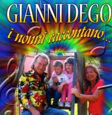 Gianni Dego: I Nonni Raccontano, CD