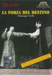 Giuseppe Verdi (1813-1901): La Forza del Destino, DVD