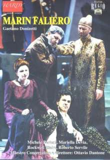 Gaetano Donizetti (1797-1848): Marin Faliero, DVD