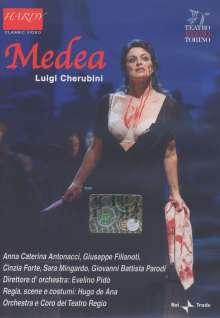 Luigi Cherubini (1760-1842): Medea, DVD