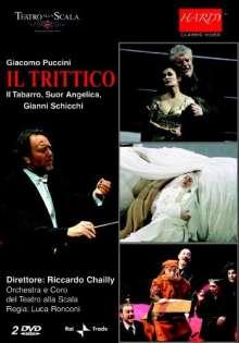 Giacomo Puccini (1858-1924): Il Trittico, 2 DVDs