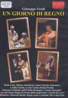 Giuseppe Verdi (1813-1901): Un Giorno di Regno, DVD