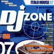 DJ Zone - The Best Of Italo House 7, CD