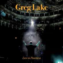 Greg Lake: Live In Piacenza (Limited-Edition), CD