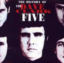 Dave Clark (geb. 1942): The History Of The Dave Clark Five, 2 CDs