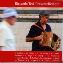 Riccardo Tesi: Presente Remoto (Digipack), CD