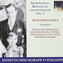Benjamino Gigli singt Arien, CD