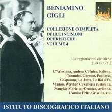 Benjamino Gigli - Le Registrazioni elettriche, 2 CDs