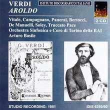 Giuseppe Verdi (1813-1901): Aroldo, 2 CDs