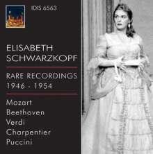 Elisabeth Schwarzkopf - Rare Recordings Vol.1, CD