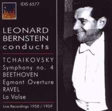 Leonard Bernstein dirigiert, CD