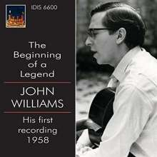 John Williams - The Beginning of a Legend, CD