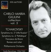 Carlo Maria Giulini Collection Vol.3, 2 CDs