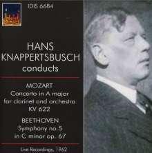 Hans Knappertsbusch conducts, CD