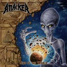 Attacker: Sins Of The World, CD