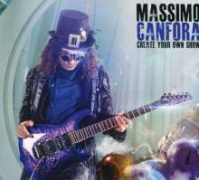 Massimo Canfora: Create Your Own Show, CD