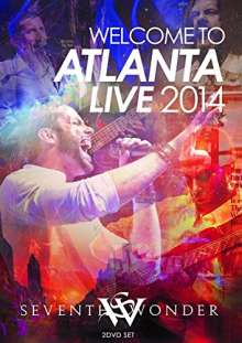 Seventh Wonder: Welcome To Atlanta Live 2014, 2 DVDs