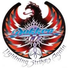 Dokken: Lightning Strikes Again, CD