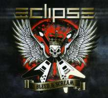 Eclipse: Bleed & Scream, CD