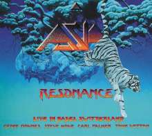Asia: Resonance: The Omega Tour 2010 (Live In Basel, Switzerland, 4.5.2010) (2 CDs + DVD), 2 CDs
