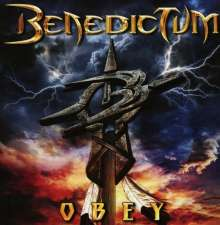 Benedictum: Obey, CD