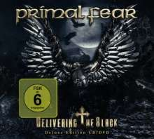 Primal Fear: Delivering The Black (Deluxe Edition) (CD + DVD), 2 CDs