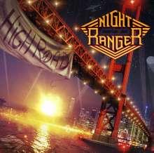Night Ranger: High Road, CD