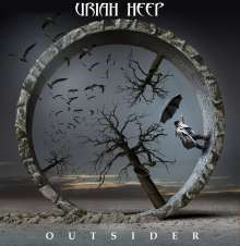 Uriah Heep: Outsider, CD