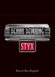 Dennis DeYoung: Dennis De Young And The Mystic Of Styx: Live In Los Angeles 2014, Blu-ray Disc