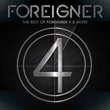 Foreigner: The Best Of Foreigner 4 And More, CD