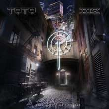 Toto: Toto XIV (Limited Ecolbook Edition) (CD + DVD), 1 CD und 1 DVD