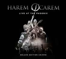 Harem Scarem: Live At The Phoenix 2015 (Deluxe Edition), 3 CDs