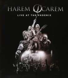 Harem Scarem: Live At The Phoenix 2015, Blu-ray Disc