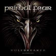 Primal Fear: Rulebreaker (Deluxe Edition), 1 CD und 1 DVD