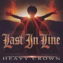Last In Line: Heavy Crown, CD
