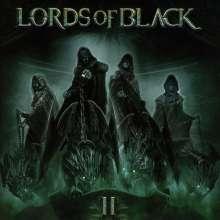 Lords Of Black: II, CD