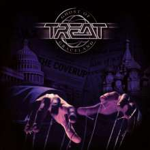 The Treat: Ghost Of Graceland, CD