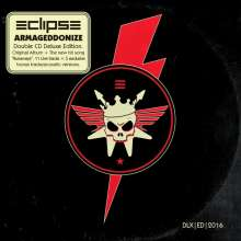 Eclipse: Armageddonize (Deluxe Edition), 2 CDs