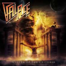 Palace: Master Of The Universe, CD