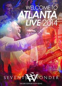 Seventh Wonder: Welcome To Atlanta Live 2014 (Deluxe Edition), 2 DVDs