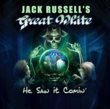 Jack Russell's Great White: He Saw It Coming, CD